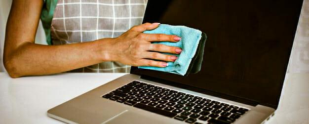 czyszczenie serwerowni